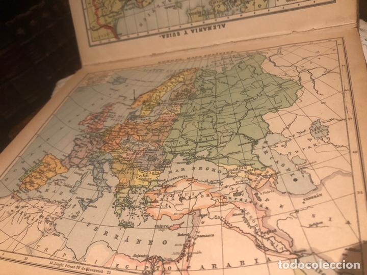 Mapas contemporáneos: Atlas universal para las escuelas primarias secundarias y normales... VOLCKMAR. Con 27 mapas de 34. - Foto 9 - 177417778