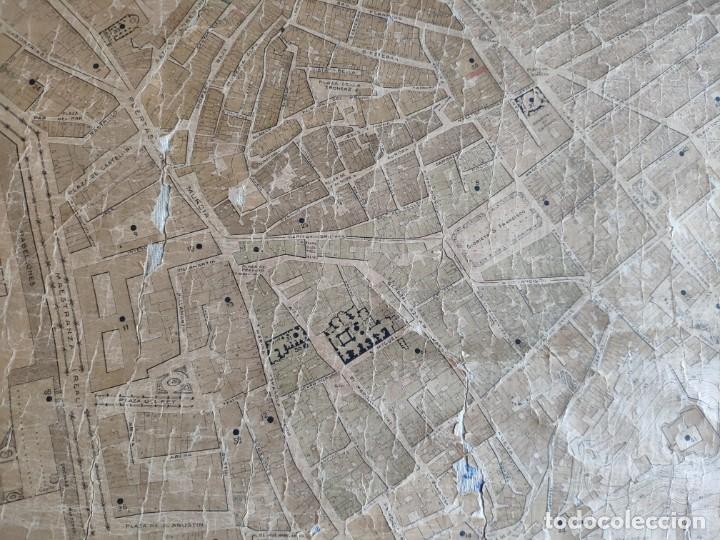 Mapas contemporáneos: PLANO DE CARTAGENA SUS ENSANCHES Y MEDIDAS PRINCIPIOS SIGLO XX - 1000-087 - Foto 16 - 61551835