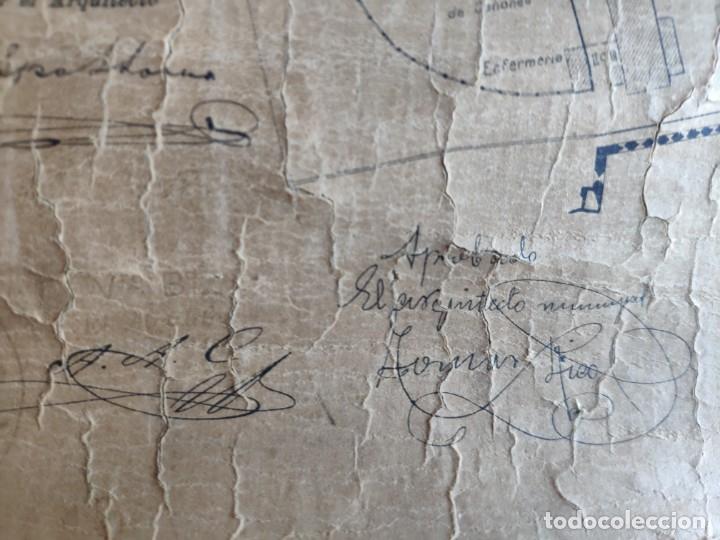 Mapas contemporáneos: PLANO DE CARTAGENA SUS ENSANCHES Y MEDIDAS PRINCIPIOS SIGLO XX - 1000-087 - Foto 17 - 61551835