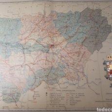 Mapas contemporáneos: MAPA DE JAEN AÑO 1902 45 X35 CMS.. Lote 179020113