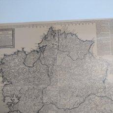 Mapas contemporáneos: MAPA DE GALICIA DE 1784 (REPRODUCCIÓN). Lote 182241547