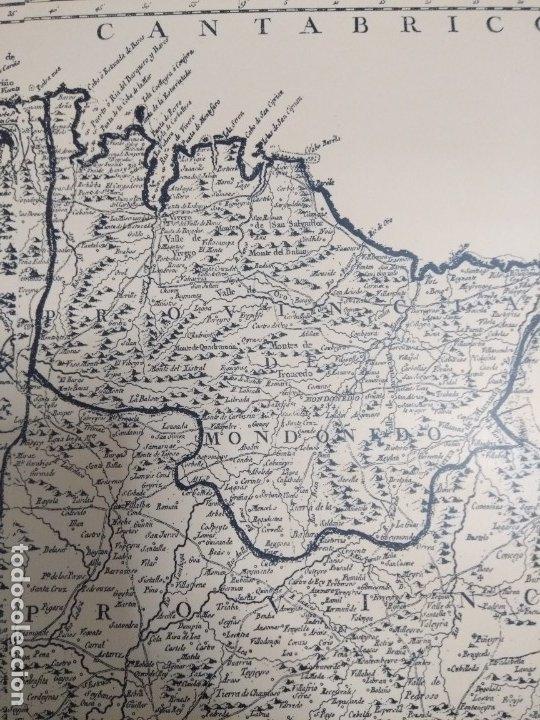 Mapas contemporáneos: Mapa de galicia de 1784 (Reproducción) - Foto 7 - 182241547