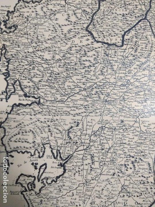 Mapas contemporáneos: Mapa de galicia de 1784 (Reproducción) - Foto 10 - 182241547