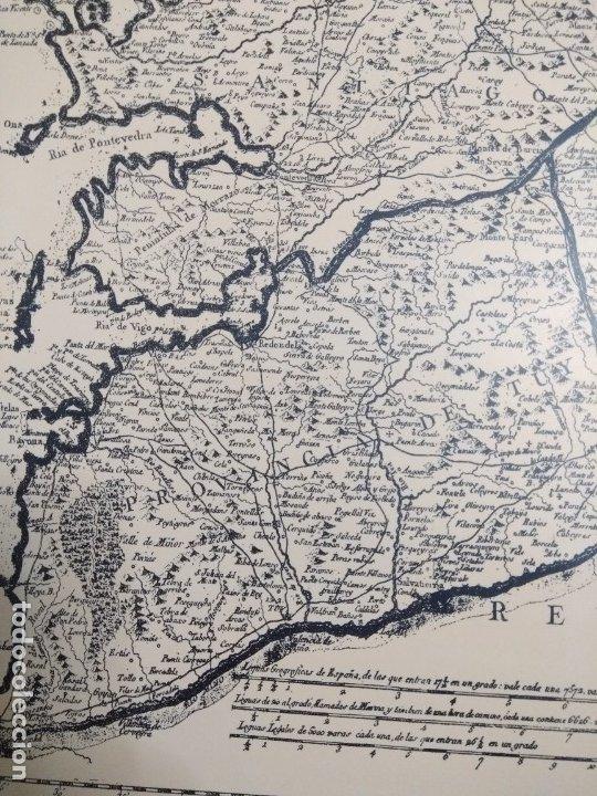 Mapas contemporáneos: Mapa de galicia de 1784 (Reproducción) - Foto 11 - 182241547