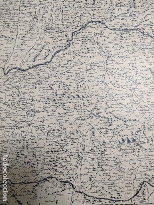 Mapas contemporáneos: Mapa de galicia de 1784 (Reproducción) - Foto 12 - 182241547