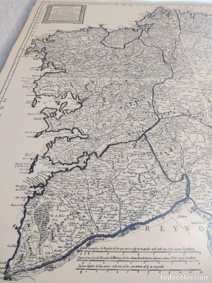 Mapas contemporáneos: Mapa de galicia de 1784 (Reproducción) - Foto 14 - 182241547