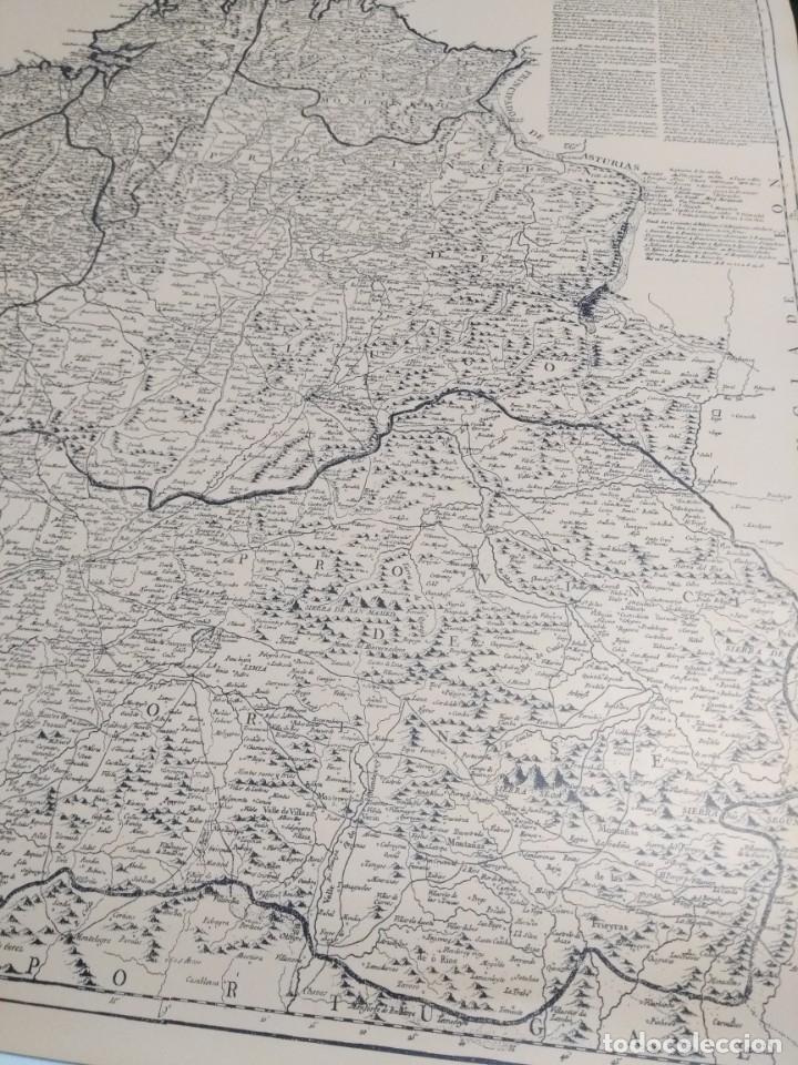 Mapas contemporáneos: Mapa de galicia de 1784 (Reproducción) - Foto 15 - 182241547