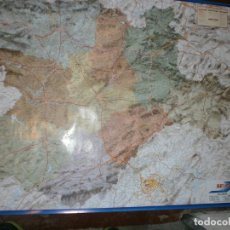 Mapas contemporáneos: SEUR MAPA DE CASTILLA Y LEON CALENDARIO 2007 MEDIDAS 130 POR 90 NUEVO. Lote 244734935