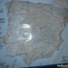 Mapas contemporáneos: SEUR MAPA DE ESPAÑA CALENDARIO 2006 MEDIDAS 130 POR 90 NUEVO. Lote 266153423
