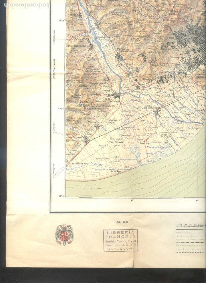 Barcelona Plano De Barcelona Con Anadido Del A Comprar Mapas