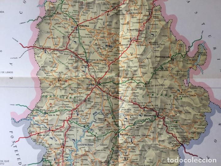 Mapa De Carreteras Turismap Provincia De Lugo Buy Contemporary