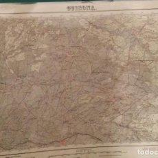 Mapas contemporáneos: GUISONA Nº 361. Lote 194257375