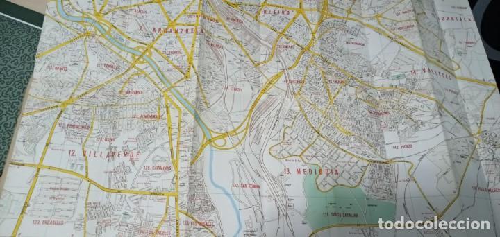 Mapas contemporáneos: Mapa Madrid Plano Guía Callejero Almax 1979 - Foto 3 - 194733211