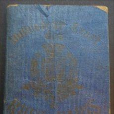 Mapas contemporáneos: CALLEJERO DE PARIS DEL AÑO 1914, VER FOTOS Y COMENTARIOS. Lote 197352661