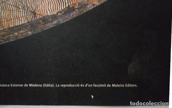 Mapas contemporáneos: MAPAMUNDI CATALÀ - ATRIBUIT A PERE ROSELL 1450 - DESCOBRIR CATALUNYA - GRUP 62 - Foto 12 - 198021642