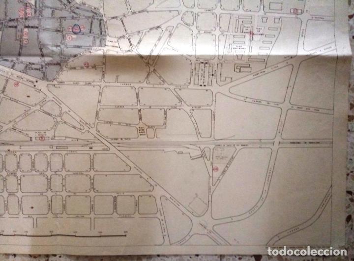 Mapas contemporáneos: MAPA DE VILAFRANCA DEL PENEDÈS - GERSA 1981 - Foto 4 - 198022977