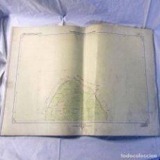 Mapas contemporáneos: PLANO TERMINO MUNICIPAL DE MADRID 1:10.000, 1981, 32 HOJAS 85 X 59,5 CM. Lote 201798603