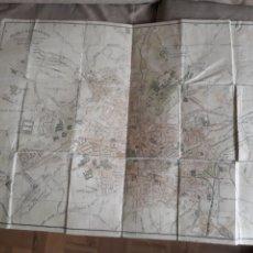 Mapas contemporáneos: ANTIGUO PLANO DE GRANADA .. Lote 202958338