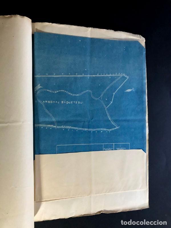 Mapas contemporáneos: BERGARA ( GUIPUZCOA ) AÑO 1921 / CASERIO DE LAMBIDE / MAPA - PLANO - Foto 2 - 204816493