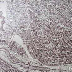 Mapas contemporáneos: PLANO CIUDAD DE VALENCIA, PADRE TOSCA. Lote 205284176