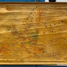 Mapas contemporáneos: MAPA POLÍTICO DE EUROPA AÑOS '30/40 EDITORIAL SEIX BARRAL SA. Lote 205603952