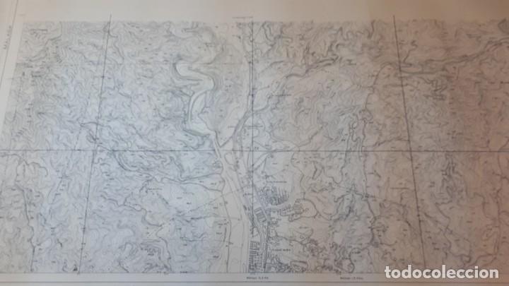 Mapas contemporáneos: Mapa topográfico Málaga 1978, hoja 2 - Foto 3 - 208473080