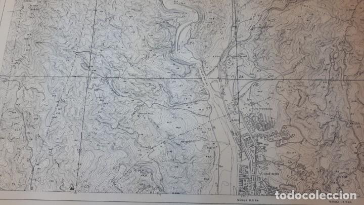 Mapas contemporáneos: Mapa topográfico Málaga 1978, hoja 2 - Foto 4 - 208473080