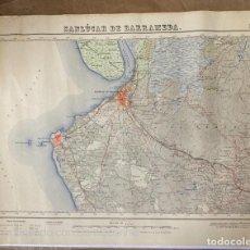 Mapas contemporáneos: MAPA DE SANLUCAR DE BARRAMEDA. ESCALA 1: 50000. HOJA 1047. INSTITUTO GEOGRAFICO ESTADISTICO.1983.VER. Lote 209666720