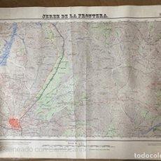 Mapas contemporáneos: MAPA DE JEREZ DE LA FRONTERA. ESCALA 1: 50000. HOJA 1048. INSTITUTO GEOGRAFICO ESTADISTICO. VER.. Lote 209667315