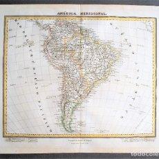 Mapas contemporáneos: AMERICA MERIDIONAL. SOUTH AMERICA. Lote 2716447
