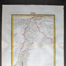 Mapas contemporáneos: SYRIA.. Lote 5207353