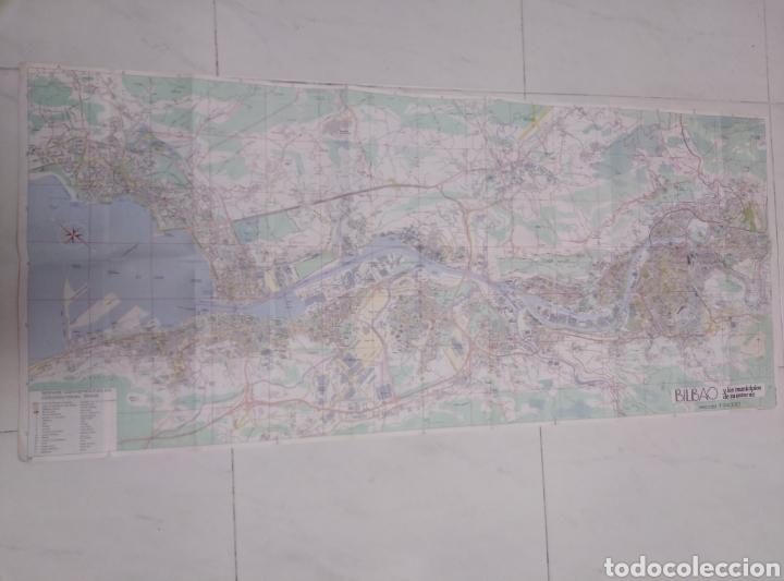 Mapas contemporáneos: Plano de Bilbao y Municipios de su entorno. - Foto 3 - 210526860