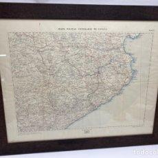 Mapas contemporáneos: B-964. MAPA MILITAR ITINERARIO DE ESPAÑA. HOJA 29.. Lote 211636314