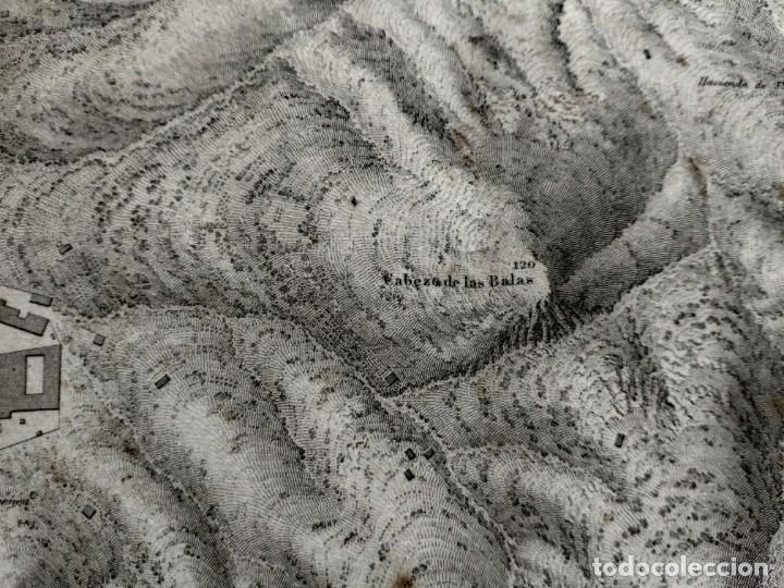 Mapas contemporáneos: PLANO DEL PUERTO DE CARTAGENA CON LA ESCOMBRERA Y ALGAMECA- 1873-1876 - 1000-003-B - Foto 14 - 45836976