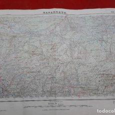 Mapas contemporáneos: MAPA MILITAR ZAFARRAYA.. Lote 224200290
