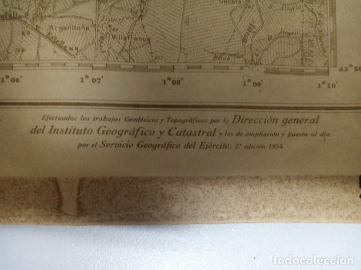 Mapas contemporáneos: Mapa militar Vitoria - Foto 2 - 226140475