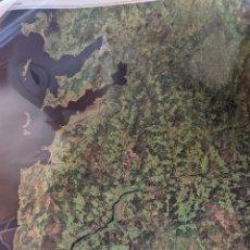 Mapas contemporáneos: 1992 PONTEVEDRA ORTOIMAGEN ESPACIAL 1:100.000 - MOPT - INST.GEOGRAFICO NACIONAL. Lote 228437885