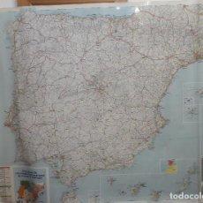 Mapas contemporáneos: 12-00091 MAPA ESPAÑA 1.20 X 0.8 METROS. Lote 228805090