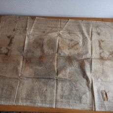 Mapas contemporáneos: PLANO DE FINALES S. XVIII INICIOS DEL S. XX. RIDAURA, GIRONA GERONA. MUY MAL ESTADO. Lote 228921250