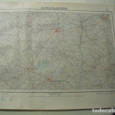 Mapas contemporáneos: 1929 MAPA DE NAVALCARNERO. Lote 229172825