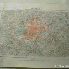 Mapas contemporáneos: 1932 MAPA DE MADRID. Lote 229174075