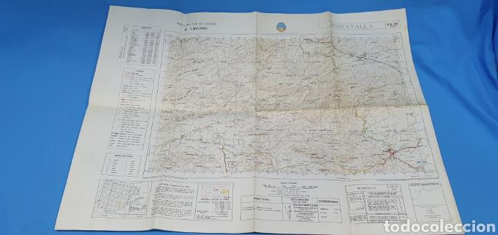 Mapas contemporáneos: MAPA MILITAR DE ESPAÑA - MORATALLA - SERVICIO GEOGRÁFICO DEL EJÉRCITO - E 1: 50.000 - Foto 2 - 236128315