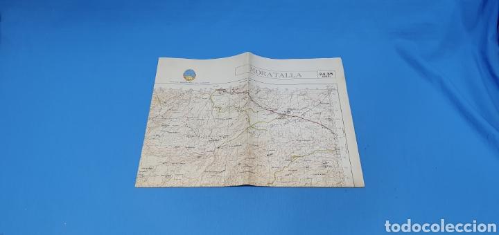 MAPA MILITAR DE ESPAÑA - MORATALLA - SERVICIO GEOGRÁFICO DEL EJÉRCITO - E 1: 50.000 (Coleccionismo - Mapas - Mapas actuales (desde siglo XIX))