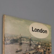 Mapas contemporáneos: LONDON HALLWAG AÑO1978. Lote 243249550