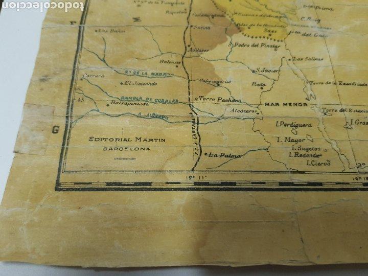 Mapas contemporáneos: Mapa de Alicante ,Benito Chian ,Editorial Martin - Foto 3 - 245297045