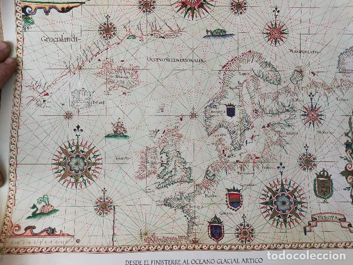 MAPA (Coleccionismo - Mapas - Mapas actuales (desde siglo XIX))