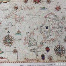 Mapas contemporáneos: MAPA. Lote 245357065