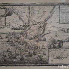 Mapas contemporáneos: PLAN DE LA VILLE DE TARAGONE ( EDICIÓN FRANCESA). Lote 247214105