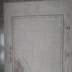 Mapas contemporáneos: MAPA DEL SERVICIO GEOGRÁFICO DEL EJÉRCITO - TORRE DEN BEU - 1950. Lote 262249590