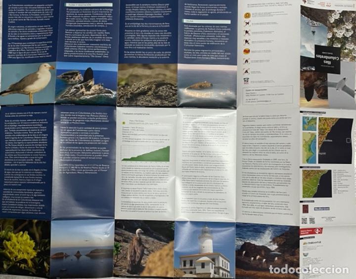 Mapas contemporáneos: Mapa Parc Natural De les Illes Columbretes - Foto 4 - 269700443
